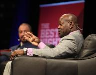 Emmitt Smith delivers heartfelt message to All-Area stars
