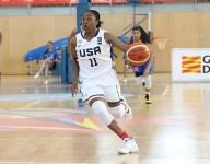 Team USA rolls into quarterfinals at Women's U17 World Championship