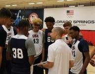 Three ALL-USA players among 18 finalists for USA Basketball U18 Team