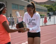 VIDEO: Sydney McLaughlin named Gatorade National Girls Track & Field AOY