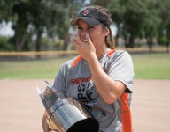 Madilyn Nickles wins Gatorade National Softball Player of the Year