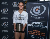 Sydney McLaughlin dishes about chocolate bars, the Olympic Trials and turning pro