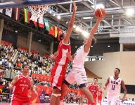 USA Men's U17 dominates Egypt to move to medal round at Worlds