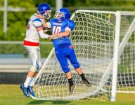 VIDEO: Autistic S.C. football team manager scores the touchdown of a lifetime