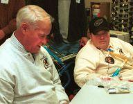 Dec. 23, 1999: Gordie Howe pays Sandusky a visit