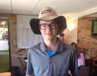 Low scores at summer's first junior golf event