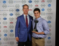 CAL's Nicolas Albiero named Metro Louisville Boys Swimmer of the Year