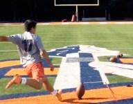 VIDEO: Georgia freshman kicker drills 60-yard FG attempt in summer workout