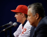 No. 1 overall pick Mickey Moniak signs with Phillies, eager to get going