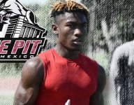 Partially deaf Texas football star Darrion Green commits to New Mexico