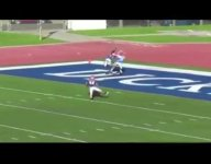 VIDEO: North Dakota football star Zach Sweep's All-Star Game INT was jaw dropping