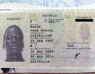 Prep coach produces passport in attempt to prove Thon Maker's age