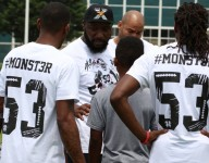 49ers' NaVorro Bowman returns home to D.C. for at-risk youth football clinic