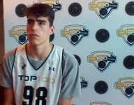 Luke Garza's game isn't flashy, but his solid play is growing on colleges