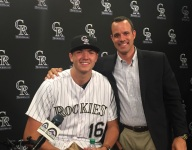 Riley Pint completes big day, signs with Rockies for $4.8 million signing bonus