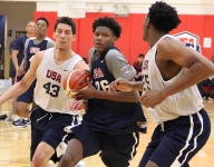 Elite forward Cameron Reddish misses Team USA roster because of injury, but he'll be back