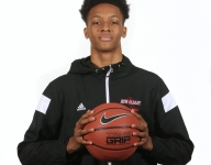 Romeo Langford from New Albany (Ind.) stars on Day 1 of NBPA Top 100 Camp