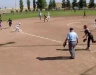 VIDEO: Travel softball team pulls off 1-2-5-2-8-6-5-8 double play