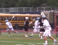 VIDEO: Darien pulls off epic full-field lax hidden ball trick in conference title game