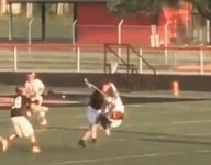 VIDEO: This Ohio lacrosse hit will make you cringe