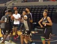 VIDEO: Running Man Challenge breaks out at NBPA Top 100 Camp