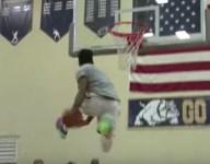 VIDEO: Eighth grader Jordan Toles throws down between-the-legs eastbay dunk
