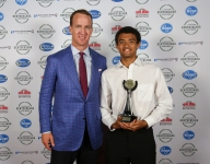 Jamil Danzy named Special Olympics Male Athlete of the Year