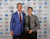 Borden's Caleb Hart named recipient of Courage Award