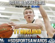 #SDSportsAwards, boys basketball: Ty Hoglund's drive leads Quarriers