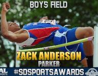 #SDSportsAwards, boys field: Parker's Zack Anderson leaps ahead