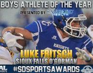 #SDSportsAwards, boys athlete: Luke Fritsch a true triple threat