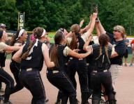 Holt softball wins third straight district