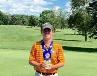 Late surge makes Bronxville's Connor Daly a state champ