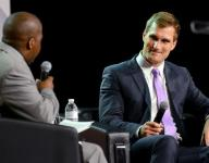 Ex-Spartan Kirk Cousins shares life lessons with Lansing athletes