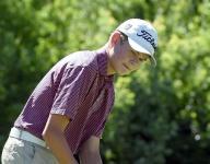 Lewis upsets defending Schooldays boys golf champion