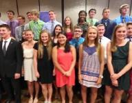 Rockland Scholar-Athlete dinner