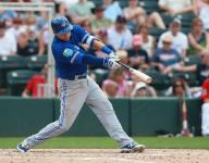 Andy Burns recalled by Toronto Blue Jays