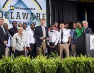 Awards night begins new era in Delaware sports