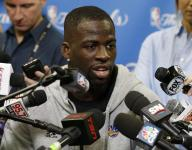 NBA Finals: Green vows to be better