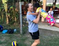 Volleyball, mission work took Willard standout to Southeast Asia