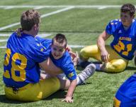 Big plays will decide 61st annual Blue-Gold football game