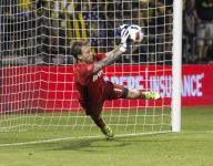 Couch: Mason's Steve Clark thriving in goal for MLS' Columbus Crew