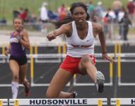 Oak Park's Holloway named girls track athlete of year