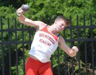 George Patrick Gatorade state track athlete of the year again
