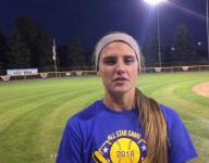 Eaton Rapids senior reflects on home run in Softball All-Star Games