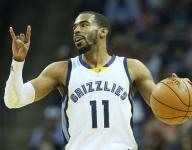 Justin TImberlake, Grizzlies teammates ask Mike Conley to stay