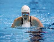 Bartel continues to shine at Olympic swim trials