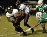 Navarre's Carter gets tips from NFL star