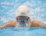 Bartel races to 13th place at Olympic Swim Trials