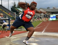 Former Gatorade AOY Raven Saunders sets sights on Olympic glory